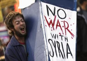 США сообщили, когда начнется обсуждение плана вторжения в Сирию