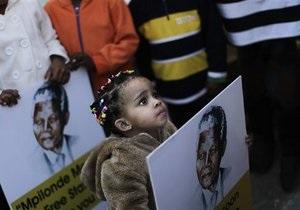 Новости ЮАР - здоровье Нельсона Манделы: Нельсон Мандела вернулся домой после курса лечения