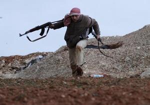 Война в Сирии - Сирийские повстанцы начали опасаться удара США