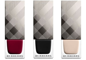 Burberry Prorsum впервые выпустит лаки для ногтей