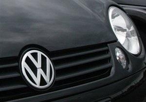 Новости Volkswagen - Крупнейший в Европе автоконцерн получил миллионный ущерб из-за града