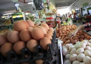 Один из крупнейших производителей яиц в Украине в первом полугодии потерял более 40% прибыли