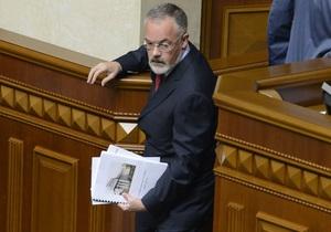 Минобразования - Табачник - Критикуемый за пророссийские взгляды министр похвастался совместным с поляками учебником истории