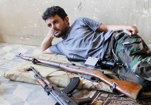 Фотогалерея: Если завтра война. Армия сирийских повстанцев в лицах