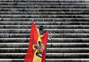 Экономика Испании медленно идет на поправку