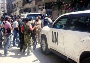 Война в Сирии - Россия настаивает на продолжении расследования химической атаки в Сирии