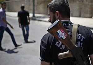Война в Сирии - Обама решительно намерен наказать Сирию несмотря на возможные препятствия