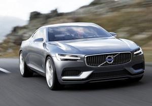Volvo показала дизайн автомобилей будущего