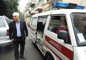 В Черновцах избили депутата местного облсовета, руководившего фракцией Свободы