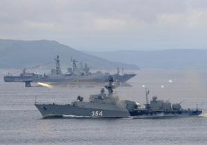Война в Сирии - Россия усиливает свой флот в Средиземном море