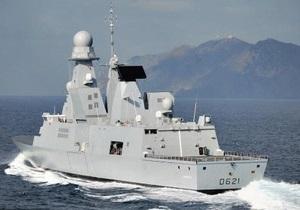 Война в Сирии - Франция направила к берегам Сирии самый современный военный фрегат