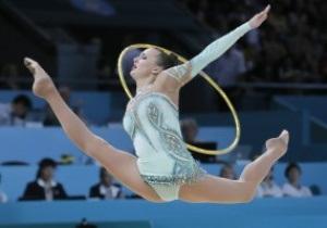 Фотогалерея. Как украинская гимнастка стала чемпионкой мира