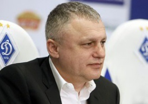 Игорь Суркис: Мы сегодня очень далеки от чемпионской игры