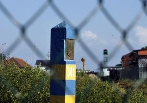 Троє нетверезих росіян спробували перетнути український кордон на тракторі