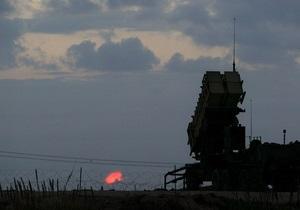 Израиль разворачивает в Хайфе ракетные комплексы Patriot