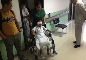 В Китае торговцы органами напали на ребенка