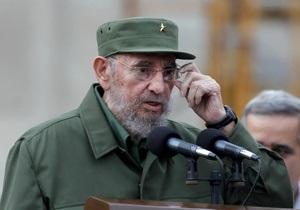 Сноуден - На решение Кубы отказать Сноудену в убежище никак не повлияли США - Фидель Кастро