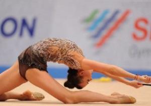 В Киеве стартует чемпионат мира по художественной гимнастике