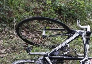 Новини Харківської області - ДТП - У Харківській області вантажівка збила на смерть велосипедиста і його пасажира