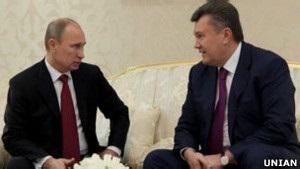 Путін попереджає Україну про наслідки від зближення з ЄС