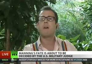 Американський журналіст виступив на захист геїв на Russia Today