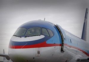 Ъ: Американці звинуватили росіян в крадіжці дизайну для Sukhoi Superjet