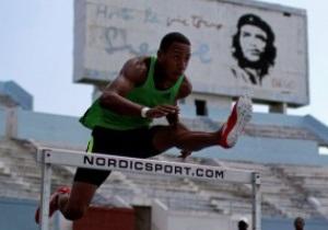 Кубинский спринтер сбежал из сборной во время ЧМ в Москве