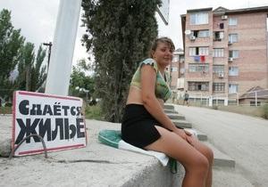 Крим - туристи - відпочинок - РГ: В який Крим ми повертаємося