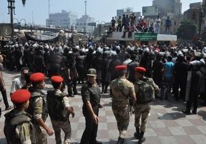 Заворушення в Єгипті - Мурсі - військовий переворот - На Синаї вбили генерала поліції Єгипту