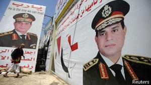Командувач єгипетської армії: В Єгипті є місце для всіх