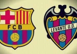 Барселона починає чемпіонат з шокуючого розгрому Леванте