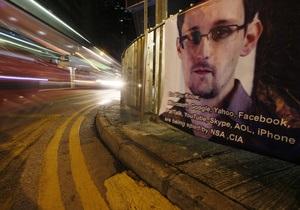 Сноуден попередив, що його батько може вводити ЗМІ в оману