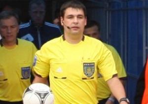 Взгляд: Колліна довічно відсторонив від футболу українського арбітра