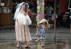 Завтра у деяких областях України очікується погіршення погодних умов