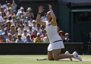 Чемпионка Уимблдона-2013 покидает большой теннис