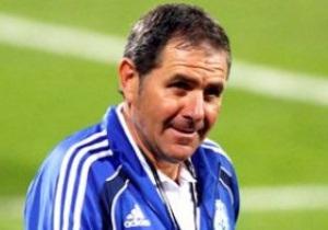 Тренер сборной Израиля поздравил Украину с победой
