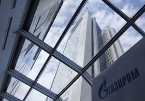 Газпром в первом полугодии потерял треть прибыли