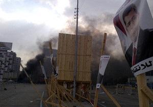 Кровопролиття в Каїрі: сили безпеки розганяють протестні табори