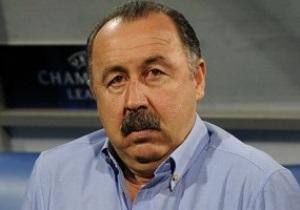 Валерий Газзаев прилетел в Киев