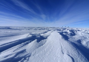 Арктика - глобальне потепління - Льодовики Арктики віддають в атмосферу все більше вуглецю