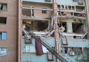 У Луганську житловий будинок, у якому стався вибух, відновлять
