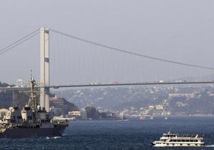 Новини Туреччини: Над Босфором проведуть канатну дорогу