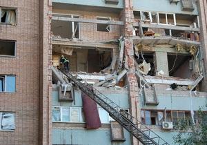 Новини Луганська - вибух газу - вибух - Названа попередня причина вибуху у житловому будинку в Луганську