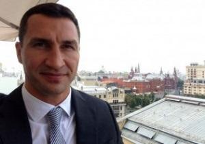Владимир Кличко опроверг информацию о своем гомосексуализме