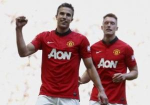 Манчестер Юнайтед завоевывает первый трофей без Фергюсона