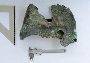 У Криму археологи виявили шолом віком дві тисячі років
