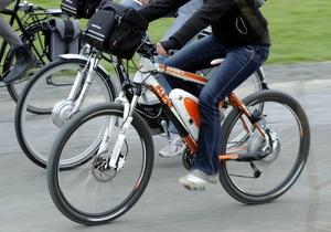 Кругосвітня подорож - італієць - велосипед