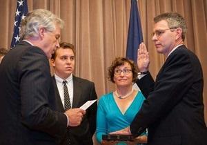 Посол США в Україні - Джеффрі Пайятт - Новий посол США в Україні розповів, що вивчає українську мову