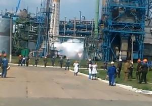 Аварія в Горлівці - новини Донбасу - Горлівка - Стирол - У Горлівці пройшли похорони п яти загиблих працівників заводу Стирол