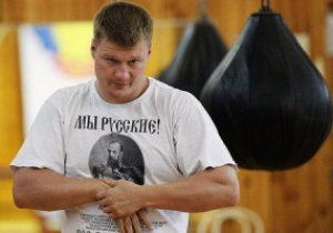 Тренер Поветкина: По всем тестам у Александра хороший прогресс